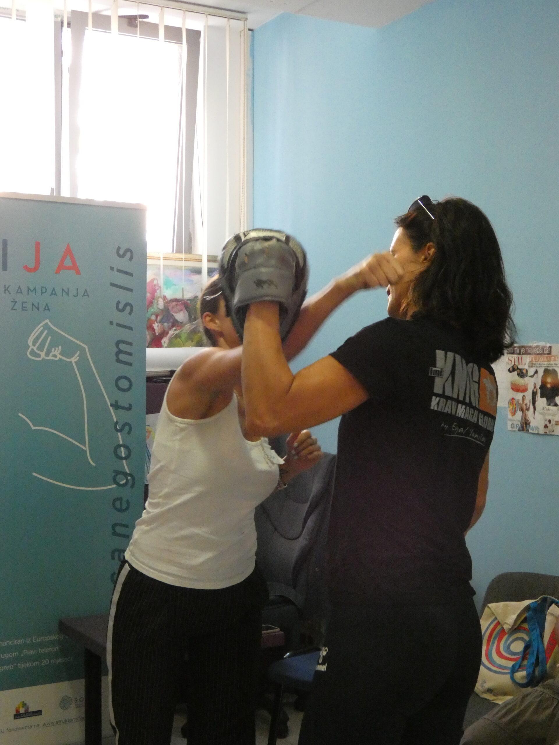 Nacionalna kampanja osnazivanja zena Split